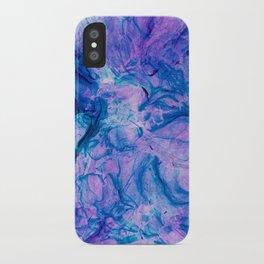 Purple One iPhone Case