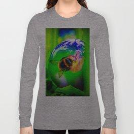 Mysterious World Long Sleeve T-shirt