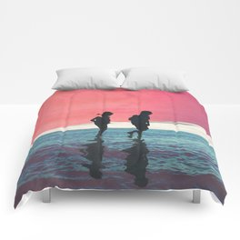 Until Dusk Comforters