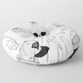 SK8 5tuff Floor Pillow