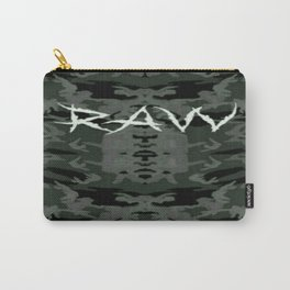 Raw ripped fatigue Carry-All Pouch