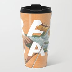 Rad Dad Metal Travel Mug
