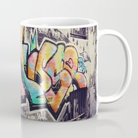 melbourne Mugs featuring Melbourne Talent by Thalia May