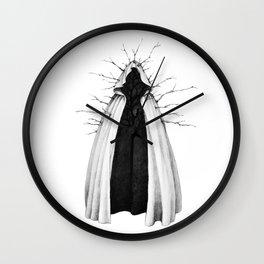 King's cloak Wall Clock