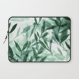Changes Hunter Green Laptop Sleeve