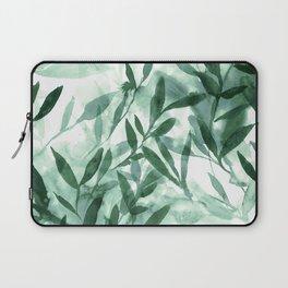 Changes Hunter Green Laptop Sleeve