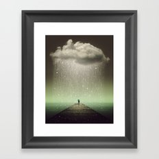 Weathering the Storm II Framed Art Print