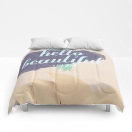 Hello Beautiful (Sydney) Comforters