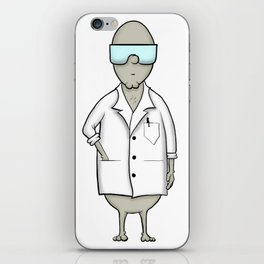 The Crew, Yeast - Brett Pennders iPhone Skin