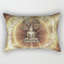 Ich wünsche Dir Gesundheit Rectangular Pillow