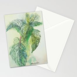 Fresh Mint Stationery Cards