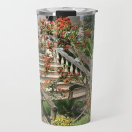 Vietnamese Temple Travel Mug