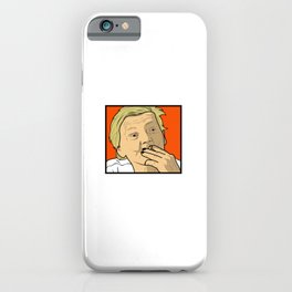 Karin Ritter - Out with the critters iPhone Case