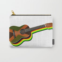 Reggae Guitar Carry-All Pouch
