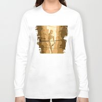 battlefield Long Sleeve T-shirts featuring The last stand by Rafapasta