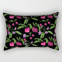 Vegetable garden Rectangular Pillow