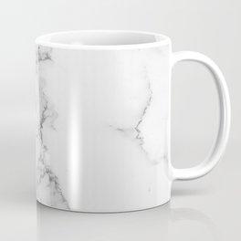 Luxury white marble Coffee Mug