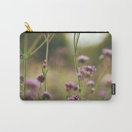 Wild Meadow Carry-All Pouch