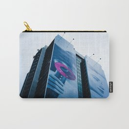 Bangkok Skyscraper Carry-All Pouch