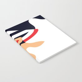 Fashionable France Notebook