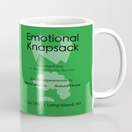 Emotional Knapsack - Friends Coffee Mug