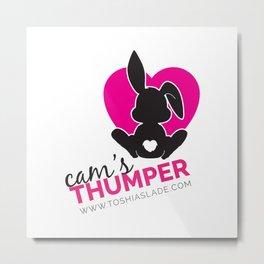 Cam's Thumper [Light] Metal Print