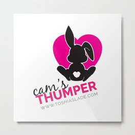 Cam's Thumper [Light] Metal Print