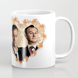 Hearted Mystrade Coffee Mug
