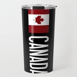 Canada: Canadian Flag Travel Mug