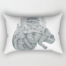 Out of Sight Rectangular Pillow