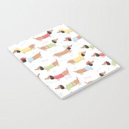 Cute Bassotti Notebook