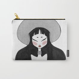 inktober witch 4 Carry-All Pouch