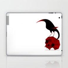 Bird and Skull Laptop & iPad Skin