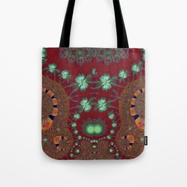 Lingering Doubt Tote Bag