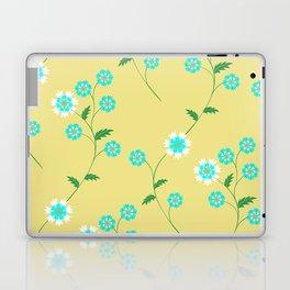 Knapweed, centaury, centory flowers Laptop & iPad Skin