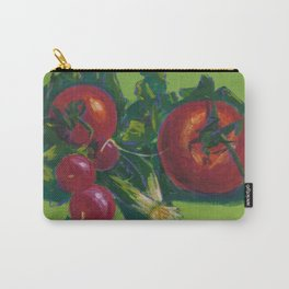 Tomatoes & Radishes Carry-All Pouch