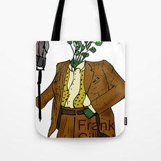 Frank Cilantro Tote Bag