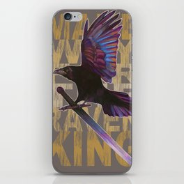 The Messenger/ Raven Cycle iPhone Skin