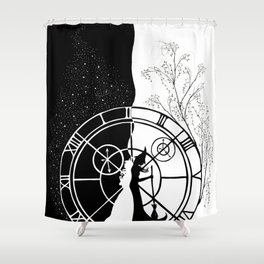 Changed For Good Shower Curtain