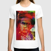 james franco T-shirts featuring James  by Ganech joe