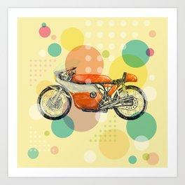 No.69 Art Print
