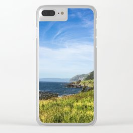 Gros Morne Clear iPhone Case