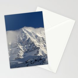 """""""Foggy mountains"""". Alcazaba  mountain 3371 meters Stationery Cards"""