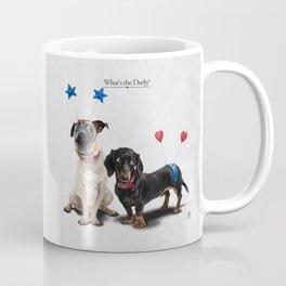 What's the Deely? Coffee Mug
