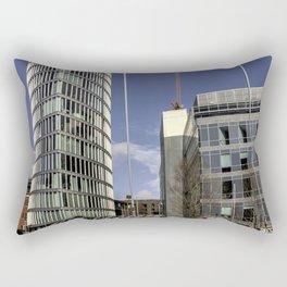 Bristol Feeder Canal Footbridge Rectangular Pillow