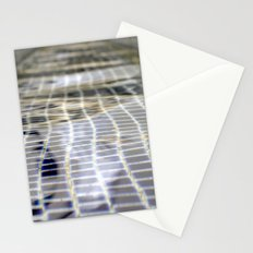 Fountain Water Stationery Cards