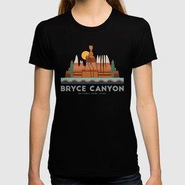 Bryce Canyon National Park Utah Graphic T-shirt