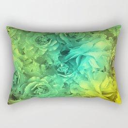 flowers 45 Rectangular Pillow