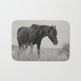 Sable Horse Bath Mat