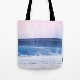 #beach Tote Bag